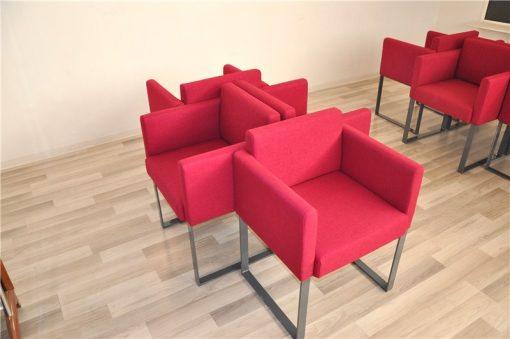 Bauhaus Sessel, Flieder