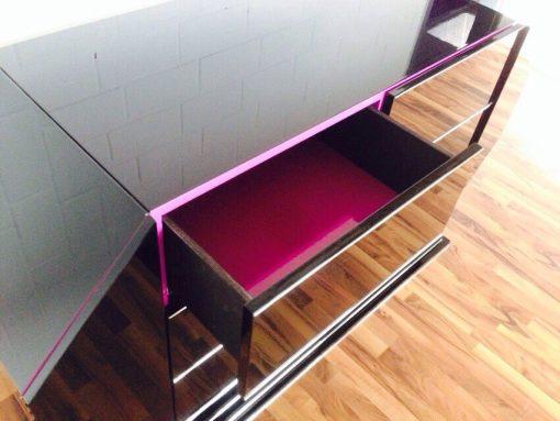Art Deco Sideboard, außergewöhnliches Design
