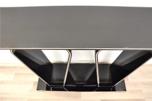 Original Art Deco Konsole, Pianolack, 1930