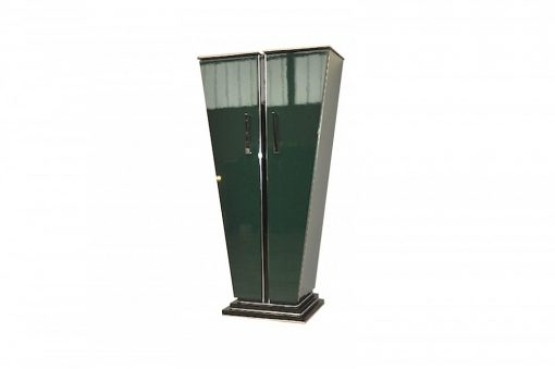 Art Deco Konsole, Jaguar Racing Green
