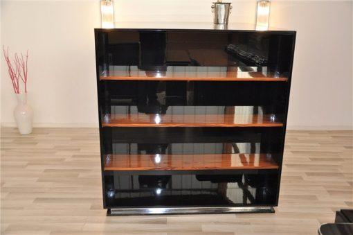 Cube Designer Sideboard, Art Deco, Palisanderholz, moderner Stil, viel Stauraum, elegantes Design